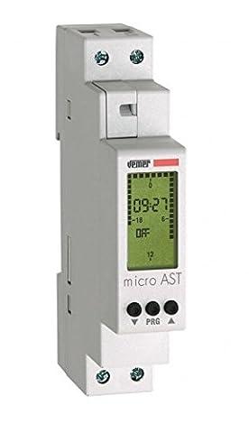 Vemer - Interrupteur crépusculaire astronomique Micro AST VE762300