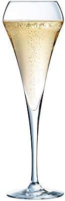 Chef & Sommelier ARC U1051 Open Up Champagneglas, 200 ml, Paket m