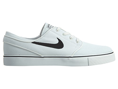 Nike Zoom Stefan Janoski Cnvs, Scarpe da Skateboard Unisex Adulto Beige (Summit Whiteblack 100)