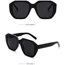 Mymyguoe Dama Gafas de Sol Mujeres Gafas de Sol Grandes Vintage Gafas de Sol Retro Gafas