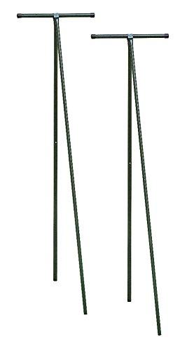 Ribiland 2750 - Tendedero exterior, color verde