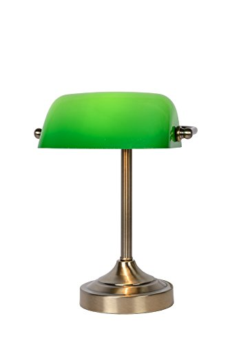 Lucide 17504/01/03 - Lámpara escritorio tipo banquero