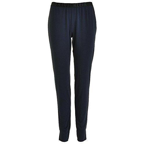 Womens Calvin Klein Lounge (Calvin Klein Damen Schlafanzughose blau blau Gr. Medium, Blau (Blue Shadow))