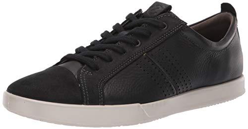 ECCO Herren Collin 2.0 Sneaker, Schwarz (Black 51052), 44 EU -