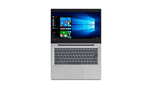 Lenovo IdeaPad 320S 356 cm 140 Zoll HD Anti Glare lean Notebook Intel Pentium 4415U dual major 4 GB RAM 1 TB HDD Intel HD Graphics 610 Windows 10 grau mineral grey Notebooks