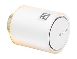 Netatmo Valvulas Termostaticas Wifi Inteligente Módulo adicional para el Termostato Intelligente y para el Paquete para calefacción colectiva, NAV -ES (B072VNG96T) | Amazon Products