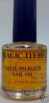 Magic Items Nagelöl ORANGE Studio Qualität 15ml