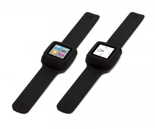 Griffin GB02202 Slap Armband für iPod nano 6G schwarz Griffin Technology, Ipod Nano