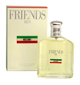 MOSCHINO FRIENDS EDT 125 ML VAPO