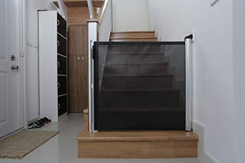Lascal KiddyGuard Kit dinstallation base sur rampe Noir