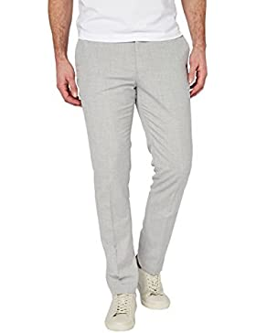 next Hombre Pantalones Marga Corte Ajustado