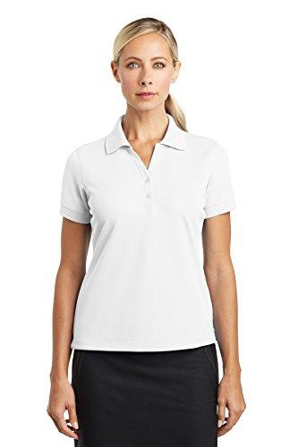 Nike - Polo -  - Polo - Col chemise classique - Manches courtes Femme Blanc - blanc