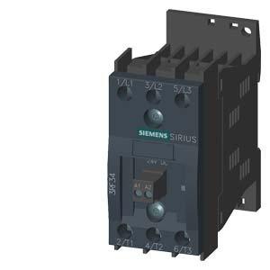 SIEMENS SIRIUS - CONTACTOR AC53 5 2A 48-600V/110-230V CONEXION TORNILLO
