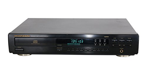 marantz CD-63 MK II CD Player in schwarz