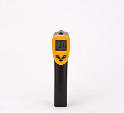 HJXJXJX Multi - funzione della mano - tenuto non - contatto con il liquido digitale laser a cristalli termometro a infrarossi