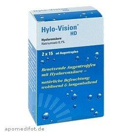 Hylo-Vision HD, 2x15 ml Lösung