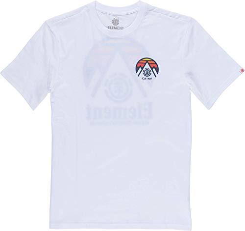 Element T-Shirt Tri Tip SS Element Herren