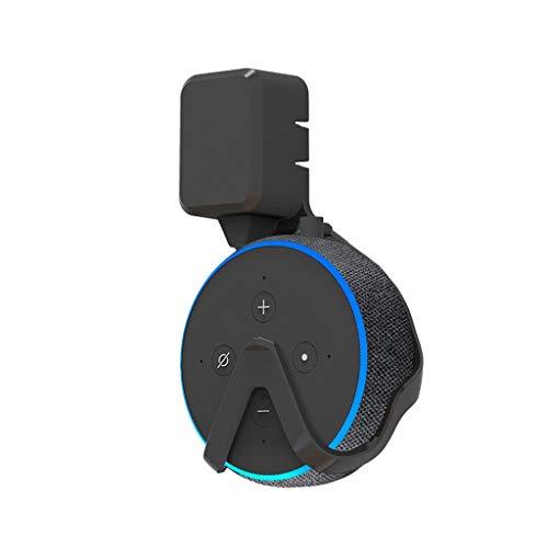 TAOtTAO Steckdosenständer Steckdosenhalter für Echo Dot 3rd Generation Drei Generationen von einfachen Wandhalterungen Geschenk (C)