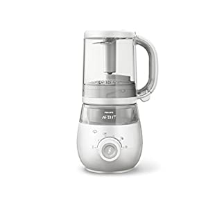 Philips AVENT 4-in-1 Healthy Baby Food Maker, White
