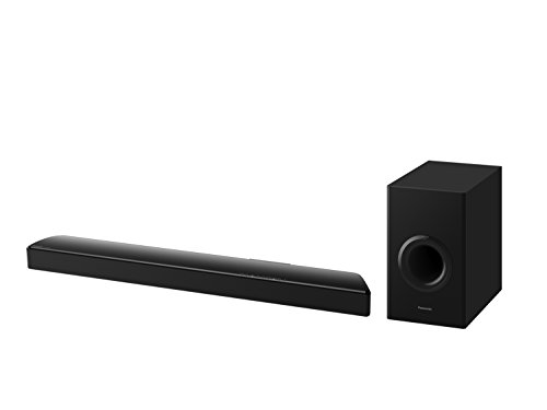 Panasonic SC-HTB494EGK 2.1 Soundbar mit Bluetooth Subwoofer (Dolby Surround, Wireless, HDMI ARC, 200 Watt RMS) schwarz Panasonic Viera 50