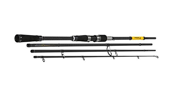 Sportex Black Pearl GT-3 Travel BP2422 2,40m 18-52g 40g
