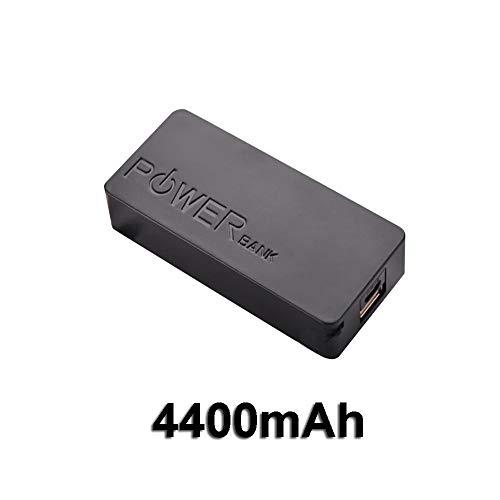 Desconocido Batería Ion-Litio para Powerbank bateria Externa moviles iBold ibowin Iggual 4400mAh Micro USB