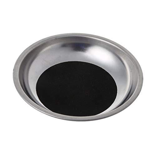 Jagenie magical steel cup mat coin penetra nella tazza trucchi attraverso il vetro