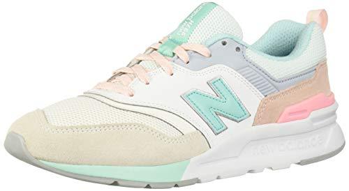 New Balance Damen 997H Sneaker, Weiß Sea Salt, 38 EU (New Damen Balance)