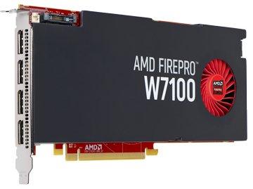 Sapphire 100-505975 AMD FirePro W7100 Grafikkarte (PCI-e, 8GB GDDR4, DisplayPort)