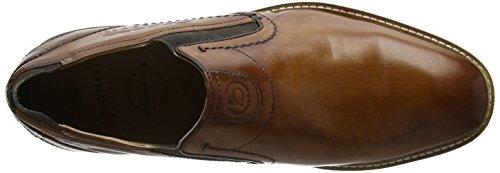 Bugatti Herren 311461613500 Slipper Braun (Cognac)