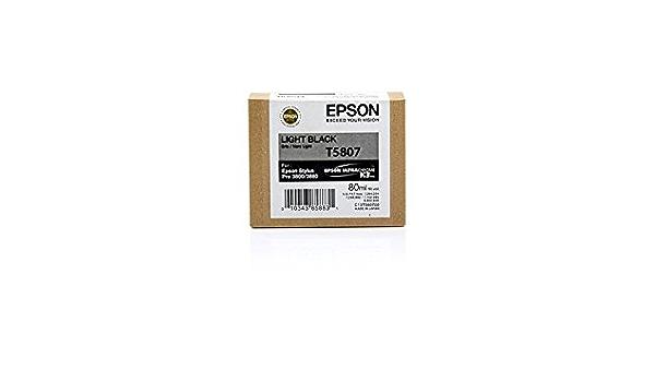 Epson Original C13t580700 T5807 Für Stylus Pro 3880 Elektronik