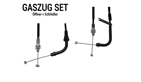 Gaszug B Schließer Suzuki GSR 600 U
