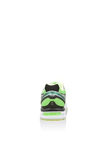 ASICS Gel-Oberon 9, Herren Outdoor Fitnessschuhe flash green / silver / emerald green