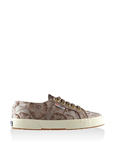 Superga 2750 Fabricw Vanity, Sneaker donna 490 NATURAL