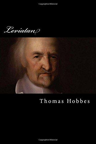 Leviatan por Thomas Hobbes
