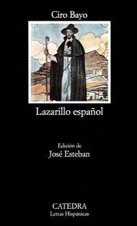 Lazarillo español (Letras Hispánicas)