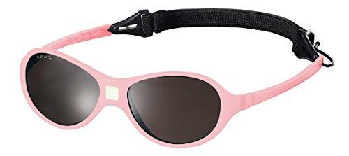 5aa9b2977e89 Ki ET LA – Sunglasses for babies Jokaki style – 100% unbreakable – Light  Pink – 12-30 months