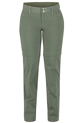 Marmot Damen Kodachrome Convert Pant Trekkinghose, Crocodile, S