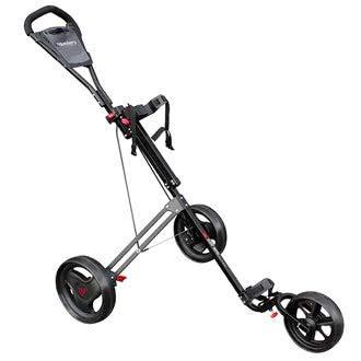 Masters Golf 3 Rad Push Trolley Farbe: Black