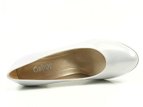 Gabor 65-210 escarpins femme Silber