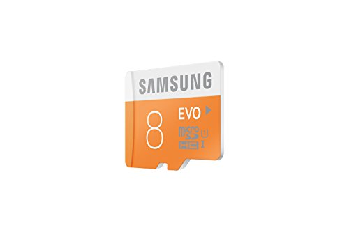 31ezFloTeeL - Samsung Evo - Tarjeta de memoria Micro SDHC (UHS-I, Grade 1, Clase 10)