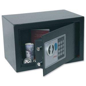 Phoenix SS0722E Caja Fuerte compacta, 8 l