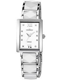 Reloj Viceroy Ceramica Y Zafiro 47606-03 Mujer Blanco