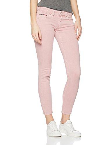 31ezPUTCEFL - Tommy Jeans Damen Hose Low Rise Skinny Sophie Vsst Gd