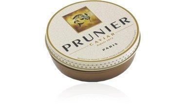 Prunier Kaviar Paris 125 g Dose
