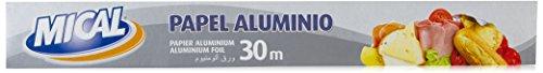 Mical Papel de Aluminio - 30 m