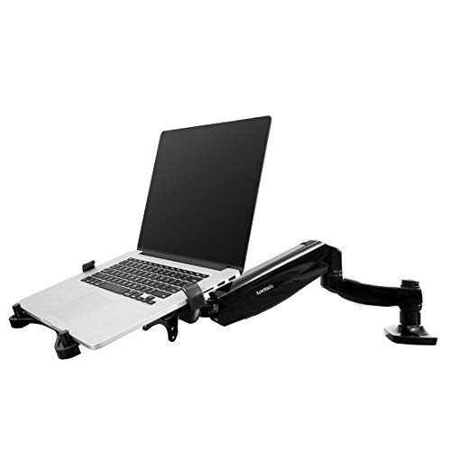 Full Motion Desktop-Halterung für 25,4 cm - 68,6 cm/Samsung/Dell/Asus/Acer/HP/AOC LED/LCD/PDP LED/LCD/PDP Computer Monitor desk laptop mount (Hp-monitor Für Laptops)
