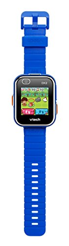 Vtech 80-193804 Kidizoom Smart Watch DX2 blau Smartwatch für Kinder Kindersmartwatch, Mehrfarbig - 3