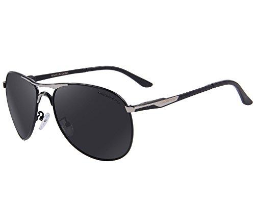 merrys-mens-aviator-polarized-sunglasses-coating-lens-driving-shades-s8712-sliverblack