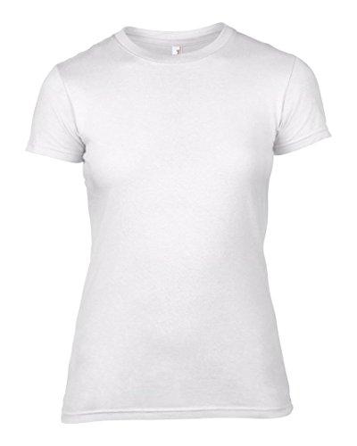 Anvil -  T-shirt - Donna White